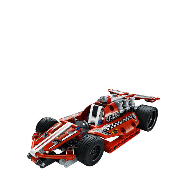 Lego Technic Race Car 42011 Toys Thehut