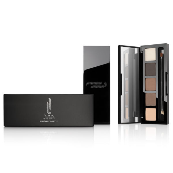 High Definition Eye and Brow Palett i