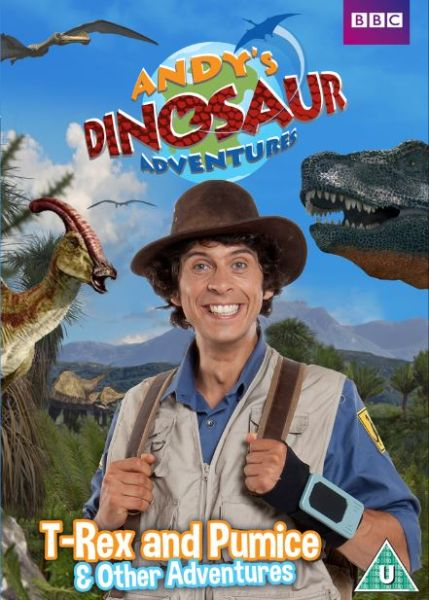 Andy's Dinosaur Adventures - Vol 1