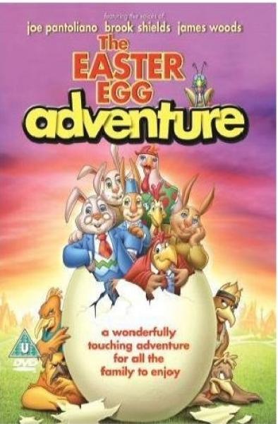 Easter Egg Adventure Dvd Zavvi