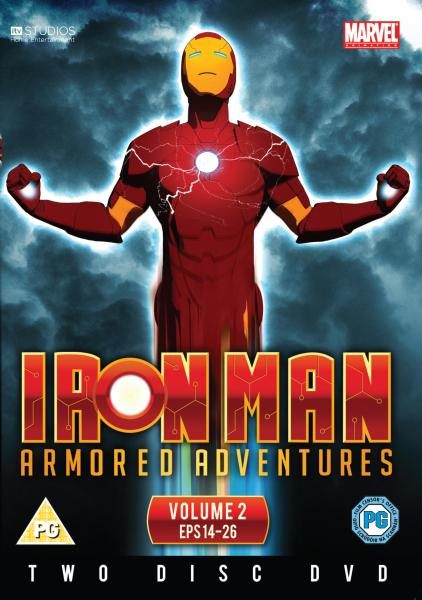 Iron Man: Armoured Adventures - Volume 2