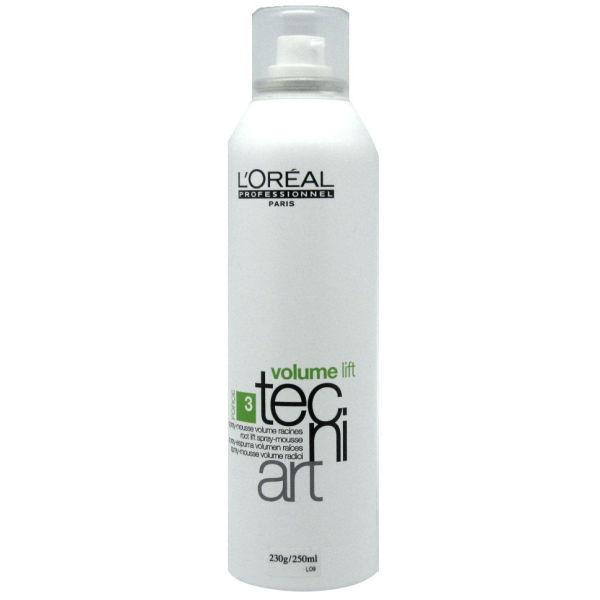 L'Oréal Professionnel Tecni ART Volume Lift Spray Mousse (250ml)