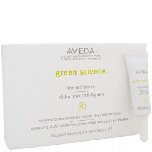 Aveda Green Science Line Minimizer (10X3ML)