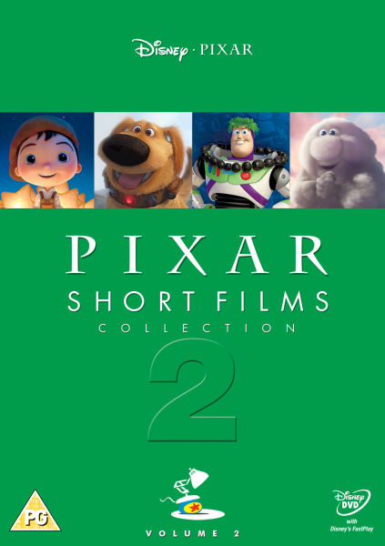 Pixar Shorts: Volume 2