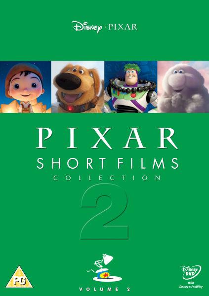 Pixar Shorts: Volume 2