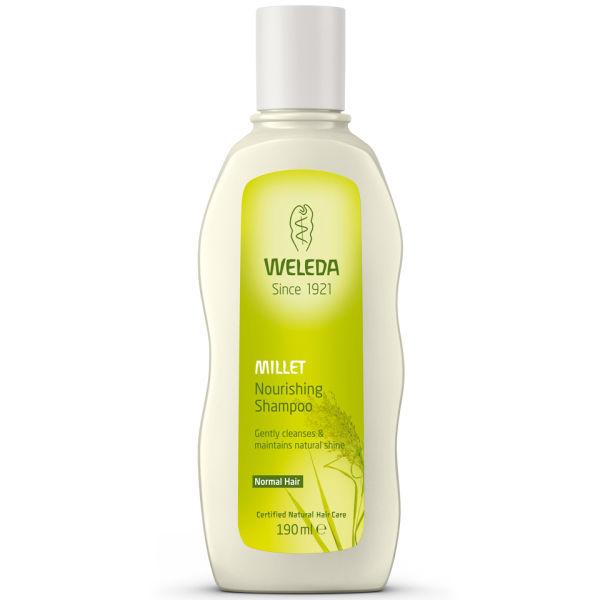 Shampoing nourrissant Weleda Millet (190ml)