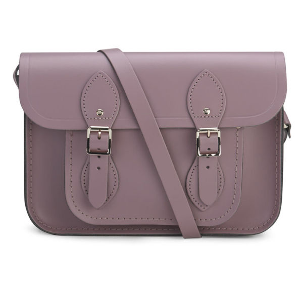 The Cambridge Satchel Company Women's 11 Inch Satchel - Dark Blush