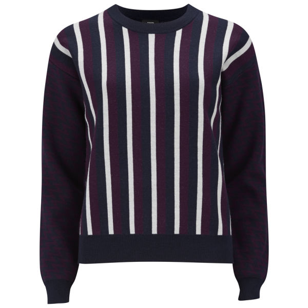 Joseph Women's Stripe Knit Jumper - Multi