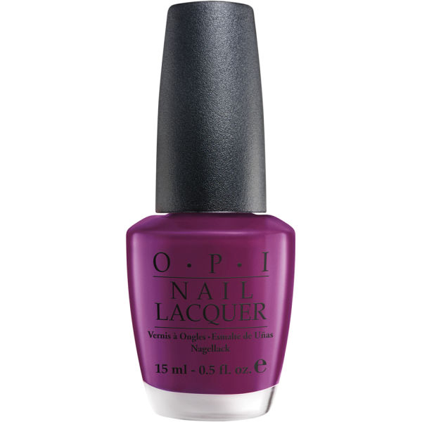 Opi pamplona purple nail lacquer 15ml free shipping - Lookfantastic espana ...