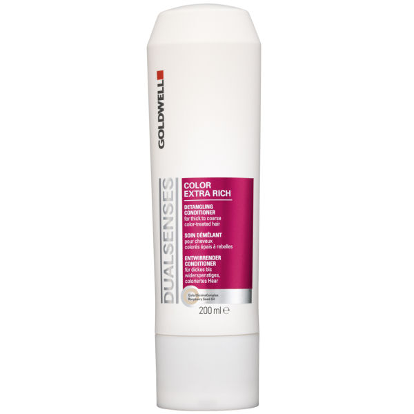 Après-shampoing pour cheveux colorés Goldwell Dualsenses Color Conditioner- Extra Riche de  (200ml)