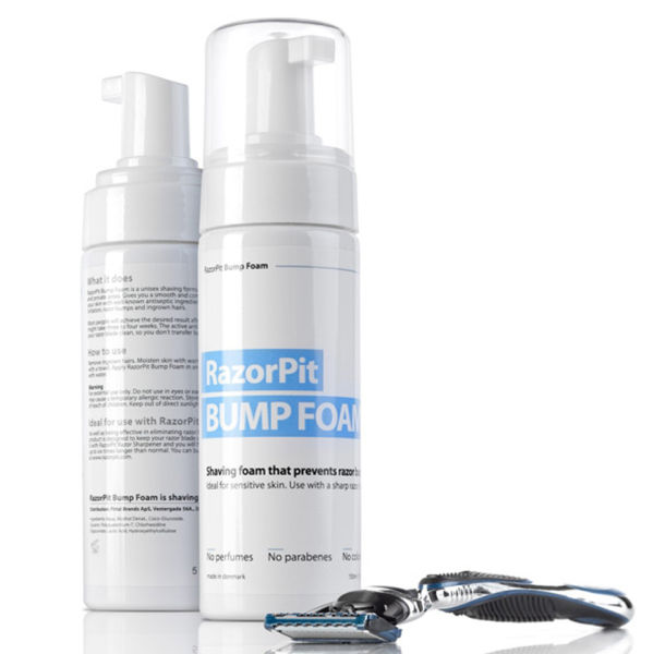 RazorPit Bump Shaving Foam (150ml)