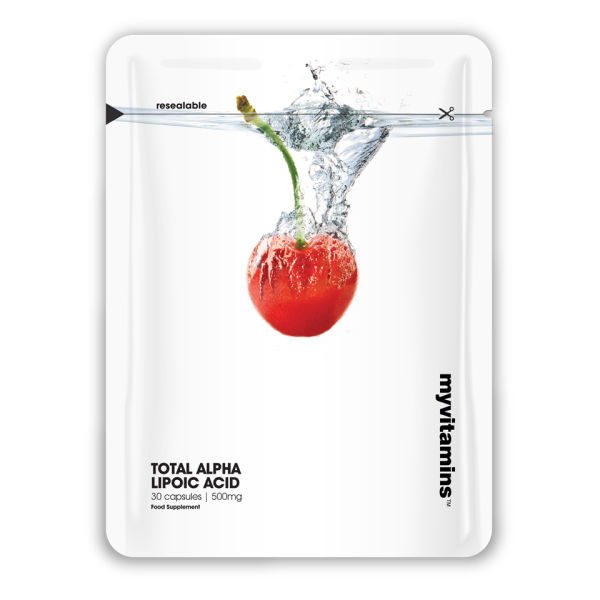 Total Alpha Lipoic Acid