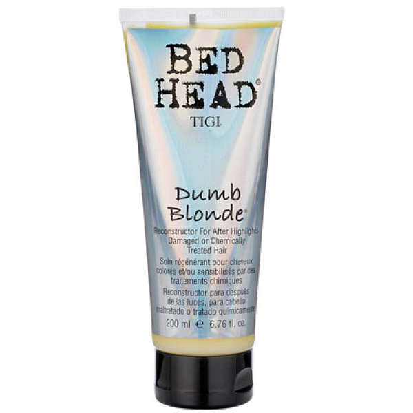 Tratamiento regenerante cabello teñido/sensible Tigi Bed Head Dumb Blonde 200ml