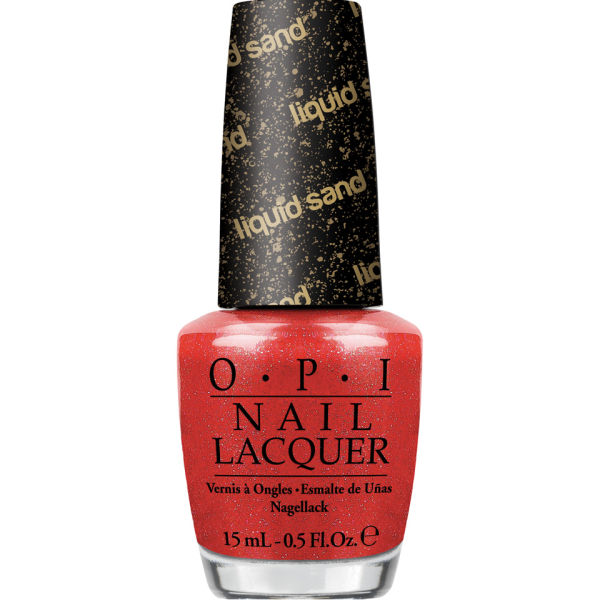OPI Limited Edition Nail Lacquer Liquid Sand Magazine Cover Mouse ...