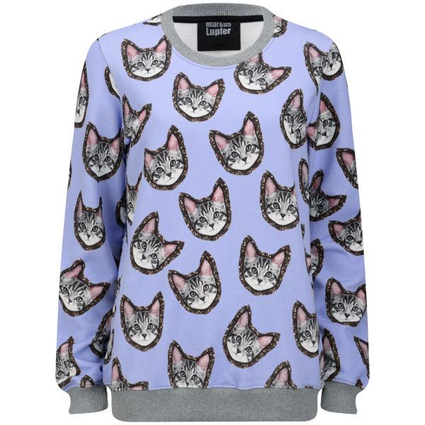 Markus Lupfer Women's Sweatshirt - Lavender