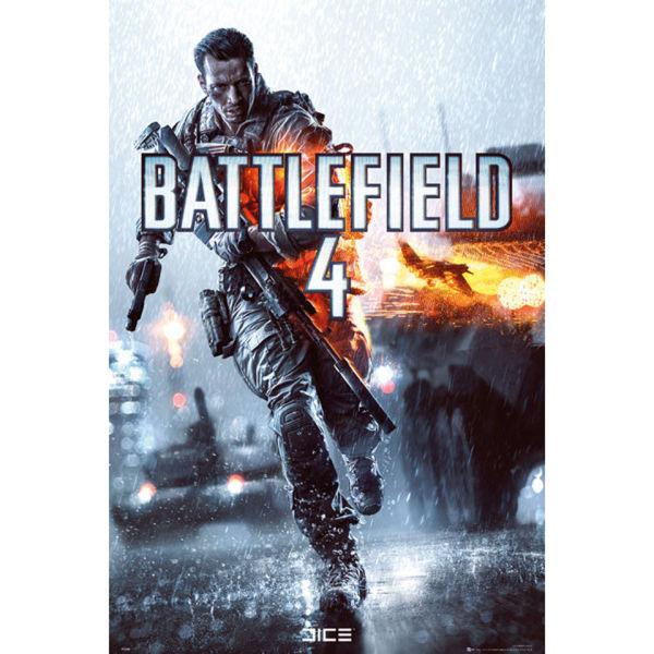 Battlefield 4 Cover - Maxi Poster - 61 x 91.5cm ...