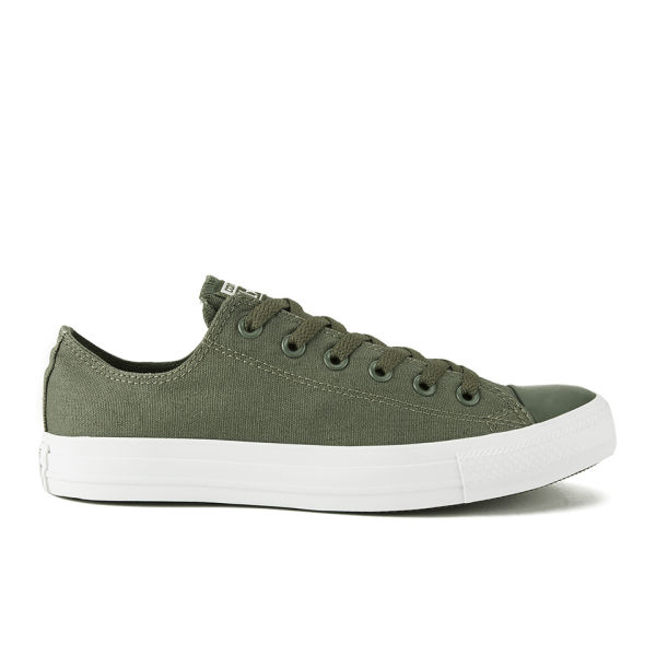 Converse Men s Chuck Taylor All Star OX Tonal Plus Trainers - Surplus Green   4671a68cb