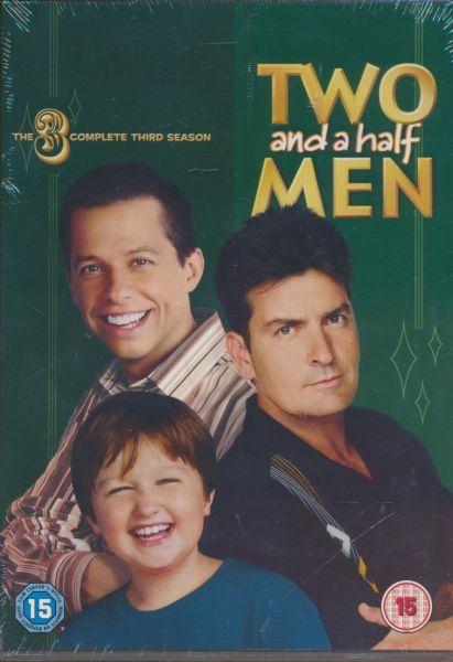 Two and a Half Men - Season 3 Box Set