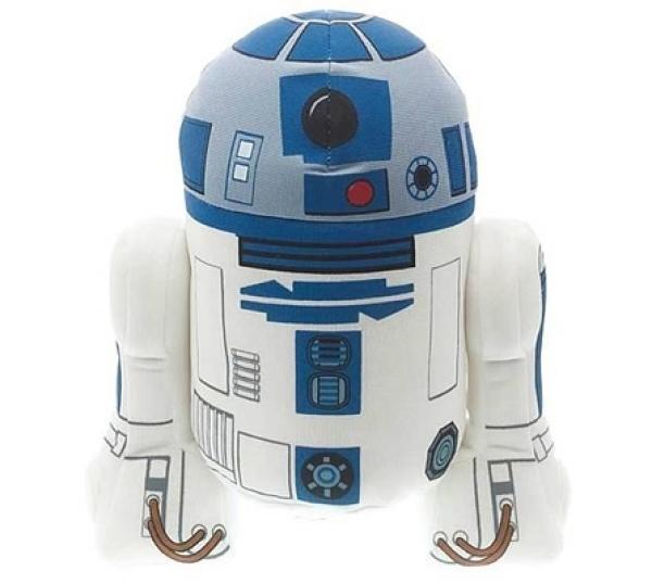 Star Wars 9 Inch Talking R2d2 Plush Iwoot