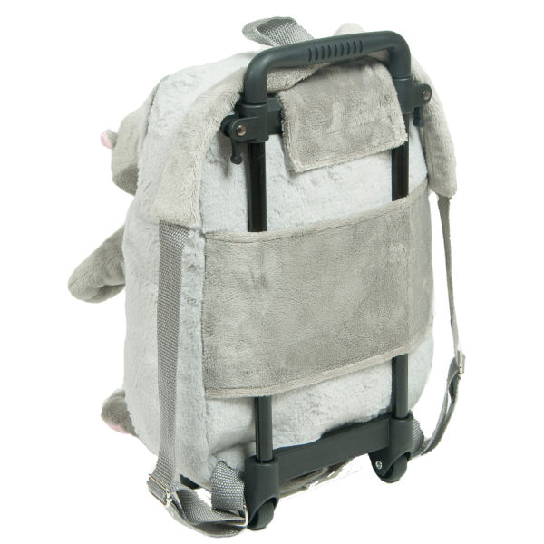 cabin max hippo trolley rucksack grey iwoot. Black Bedroom Furniture Sets. Home Design Ideas