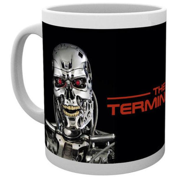 The Terminator Endoskeleton Mug