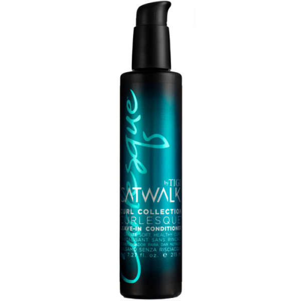 Tigi Catwalk Curlesque Leave In Conditioner 215ml Free