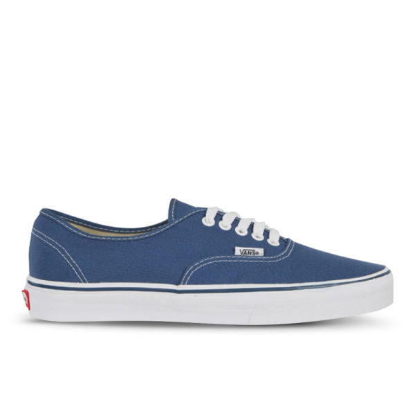 Vans Authentic Canvas Trainers - Navy