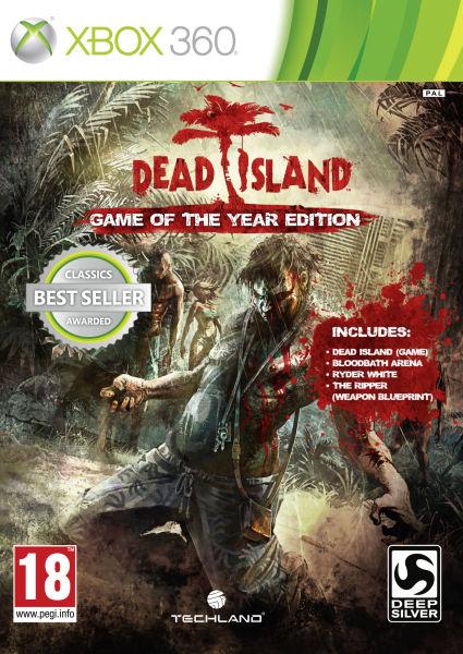 Dead Island Riptice Xbxox