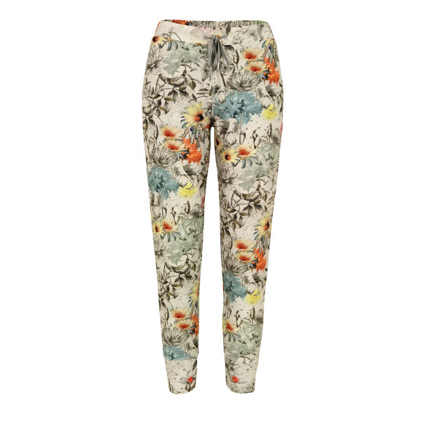 Paul by Paul Smith Women's F894 College Floral Sweatpants - Multi
