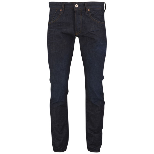 Scotch & Soda RALSTON - Vaqueros slim fit - blue denim QHUj5fx