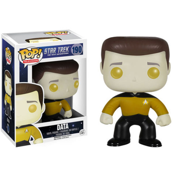 Star Trek: The Next Generation Data Pop! Vinyl Figure