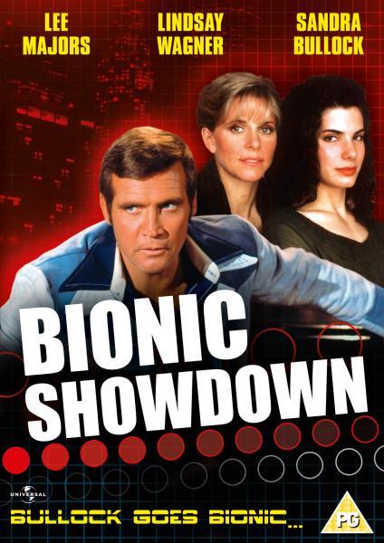 Bionic Showdown Dvd Zavvi Com