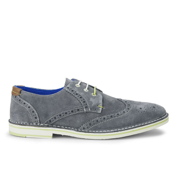 bee4e8445 Ted Baker Men s Jamfro 3 Suede Brogues - Grey