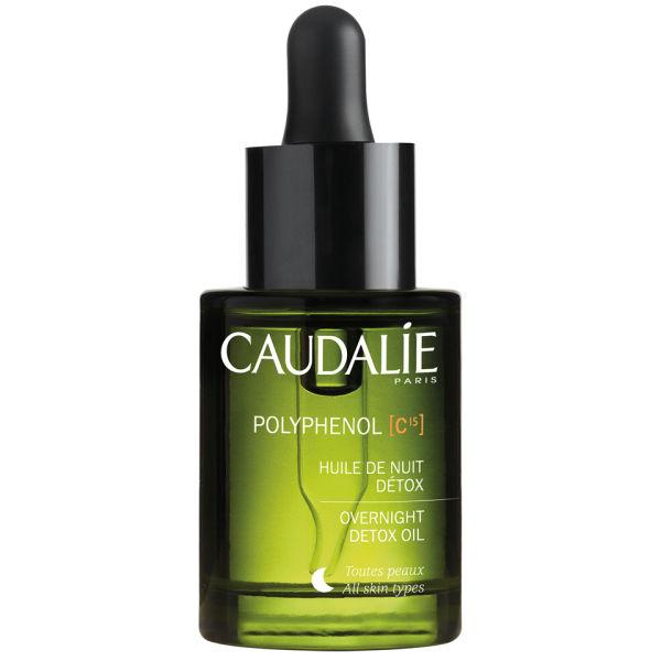 Aceite de noche detox Polyphenol C15 de Caudalie(30 ml)