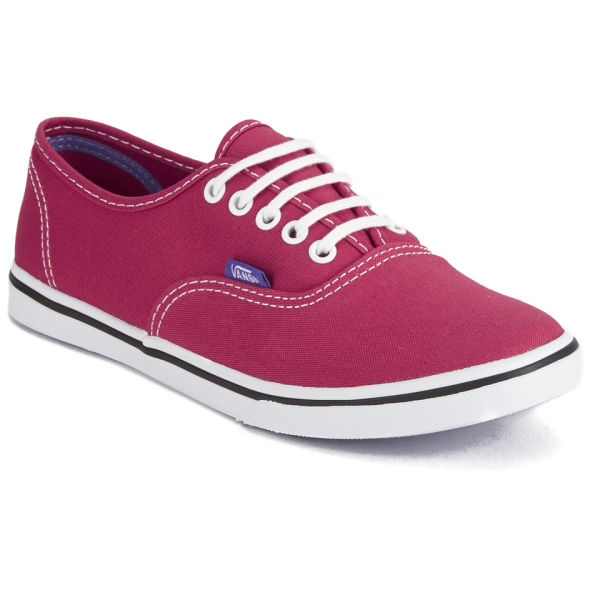 vans authentic lo pro rosa