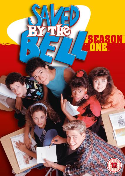 saved by the bell  season one dvd