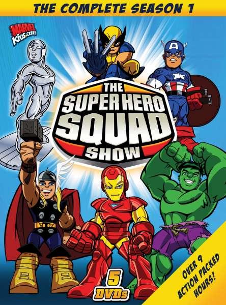 The Super Hero Squad Show Complete Season 1 Box Set