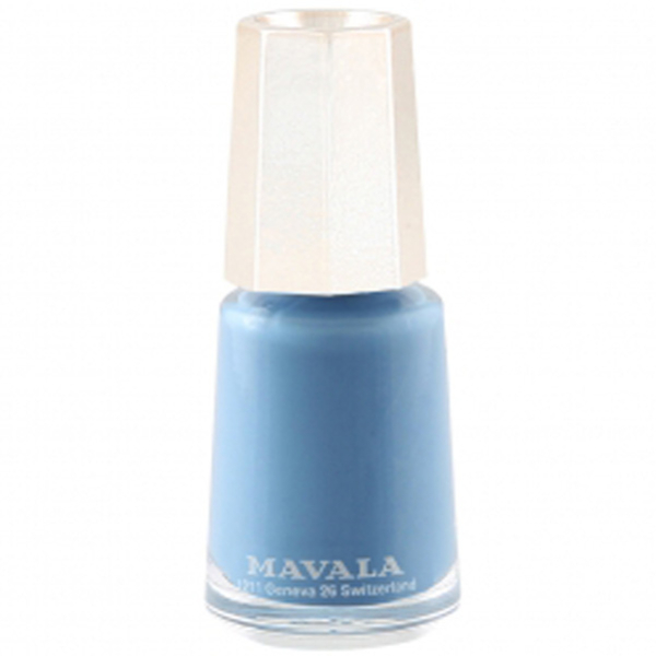 Mavala Cyclades Blue Nail Colour (5ml)