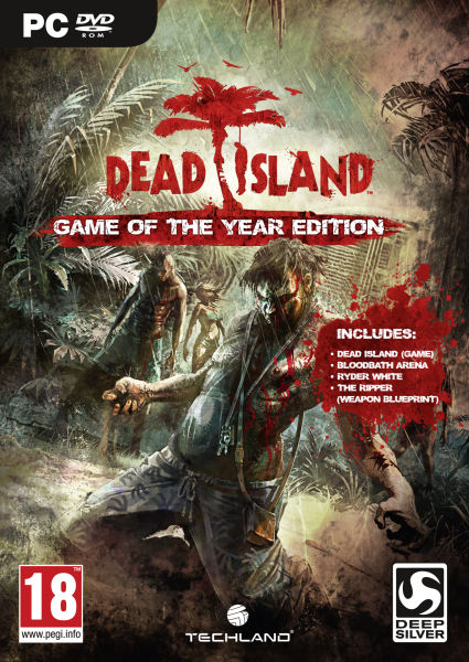 Dead Island Game Of The Year Edition Sale