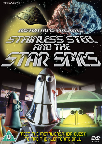 Stainless Steel and The Star Spies