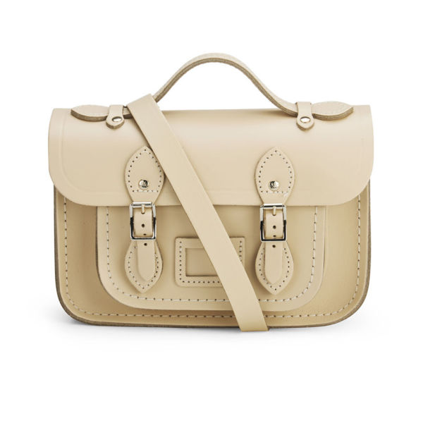 The Cambridge Satchel Company Women's Mini Satchel - Cream Crocus