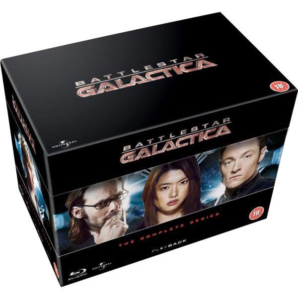 Battlestar Galactica - The Complete Series