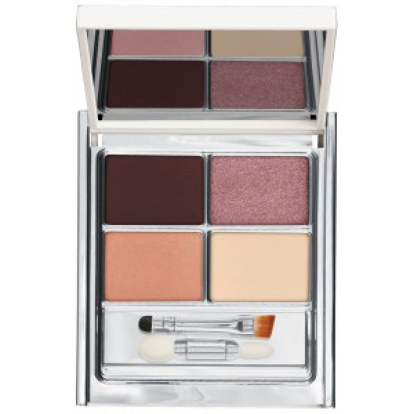 New Cid Cosmetics I-Shadow Quad Compact With Mirror- Blackberry Berry (4X1.9g)