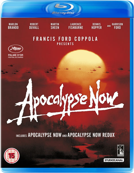 Apocalypse Now Apocalypse Now Redux Blu Ray Zavvi
