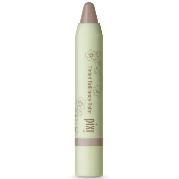 Pixi Tinted Brilliance Balm Nearly Naked rouge à lèvres crayon (3g)