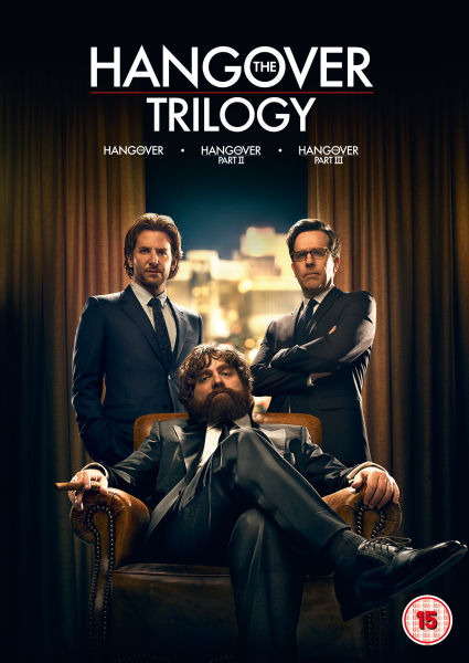 The Hangover Trilogy (Includes UltraViolet Copy)