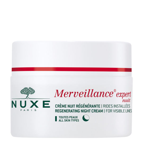 Merveillance Expert Night Cream de NUXE
