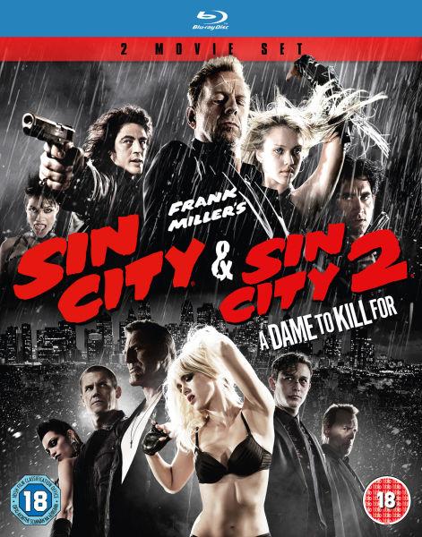 Sin City / Sin City : j'ai tué pour elle