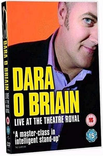 Dara O Briain - Live