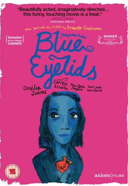 Blue Eyelids